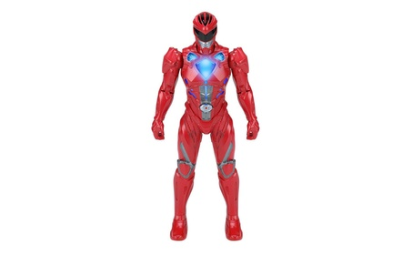 Power Rangers Mighty Morphin Movie - Morphin Fx Red Ranger Figure 060ca860-fb78-46f4-9757-0d662f833856