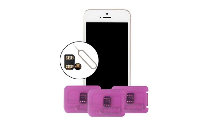 Universal R-SIM 12 Nano Unlock Card For iPhone X/8/7/6/6S 4G