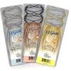 Premium Ez Glide Roller Ball Shower Curtain Rings
