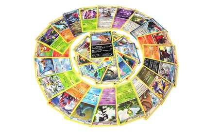 Pokémon Assorted Cards, 50 Pieces 80d8b24f-6f80-49ad-a743-297b69543bc9