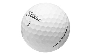 Titleist Pro V1 Golf Balls (12-, 24-, or 48-Pack) (Recycled C-Grade)