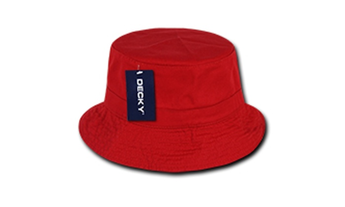 ... Decky 961-PL-URB-07 Polo Bucket Hat Urban - Large   Extra 22281e03b0e