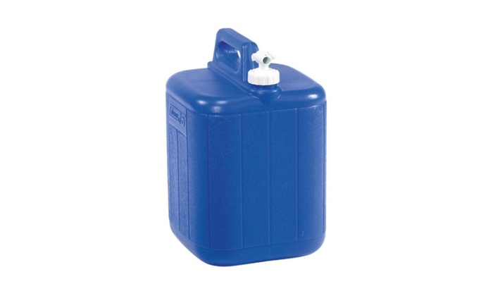 Coleman 5 Gallon Carrier Water Container Camping Picnic Outdoors