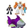 Playskool Heroes Transformers Rescue Bots Shark Sub Set Blades Morocco