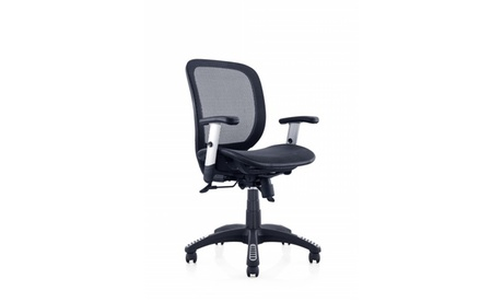 Fully Meshed Ergo Office Chair (Black) d33a62a8-98dc-42a1-9fb5-cb1f8ee547bc