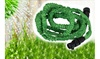 Ultra Deluxe Flexible Hose Extends up to 50 ft Full Size Garden Hose