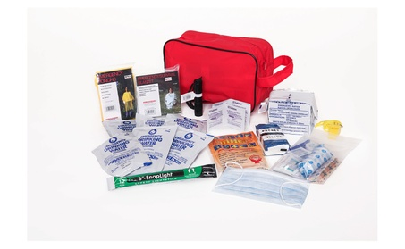 Compact Survival Kit for your Home, Office, School or Car 15782f46-9ed6-4f34-9543-9d83182203cc