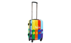 "Beatles 21"" Hardside Spinner Carry-On Luggage"