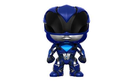 Funko POP Movies: Power Rangers Blue Ranger Toy Figure 607021ce-0bcd-4038-ae52-df118c542a1b