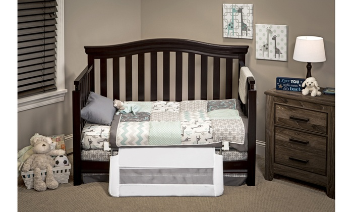 Swing Down Safety Bed Rail