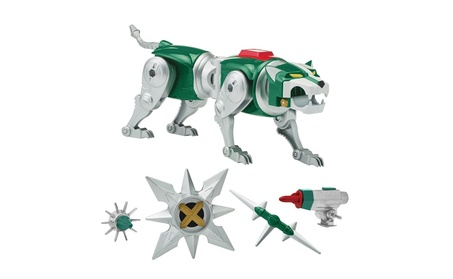 Voltron Classic Combining Green Lion Action Figure 86d90078-ea78-44ae-bf20-5ab64c26c010