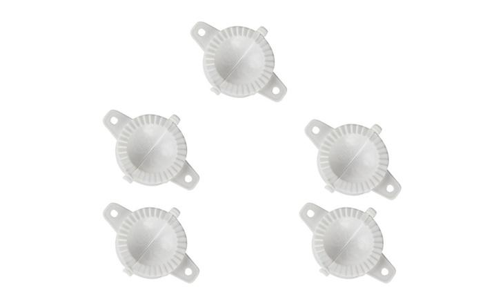 Dumpling Tools Jiaozi Maker Device Easy DIY Dumpling Mold (5 pcs/lot) - 5P