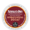 Newman's Own K-Cup Special Decaf Organic Coffee for Keurig Brewers
