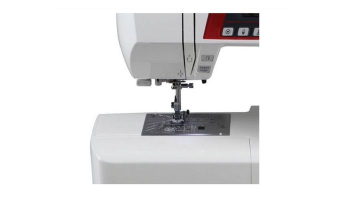 Janome 40 HighEnd Quilting And Sewing Machine Groupon Amazing High End Sewing Machines