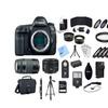 Canon EOS 5D Mark IV DSLR Camera (Body) + Lens Bundle