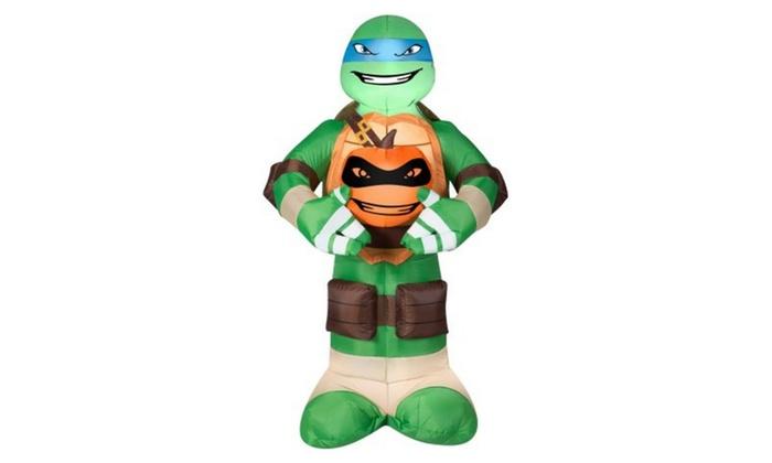 inflatable 5 x 3 teenage mutant ninja turtle halloween decoration