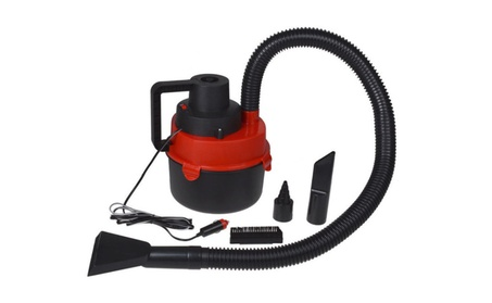 Durable Wet & Dry Mini Home And Auto Vacuum Cleaner 12V e0b3ae24-81a0-44cc-80b2-70c5439f9745