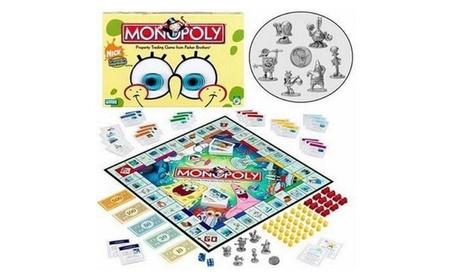 Monopoly - Spongebob Squarepants 8482 Edition 2d9d25aa-0ddf-44cf-aa70-afb65ecfa222