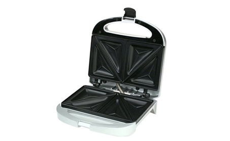 Grill Sandwich Maker Dual Electric Kitchen Toaster Breakfast Nonstick 281799c3-0818-48c3-abf3-5cb0b63c8fc3