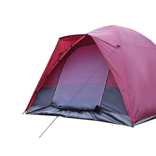timeless design 7f439 372fb Camping Tent Outdoor Travel Hiking Waterproof 5-7 Person Tent