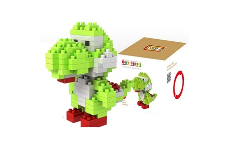 LOZ Super Mario Brother Yoshi Monster Figure Mini Building Block Toy 1424ecb3-7ce4-4fd1-8bf7-520e9f99d991