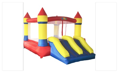 Inflatable Bouncer Combo Bounce House Castle Moonwalk Trampoline Slide d5c4d236-263d-48ce-bc35-4a7aaa3c9c6f
