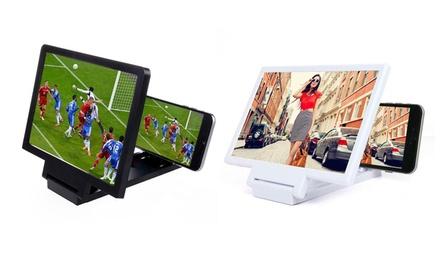 1 o 2 pantallas de aumento para smartphone Pritech