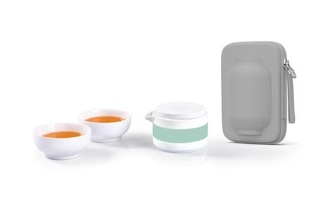 Porcelain Teapot Ceramic Portable Travel Gongfu Tea EVA Bag Coffee Mug 4bf97105-e435-40f0-9258-3b1d7113371d