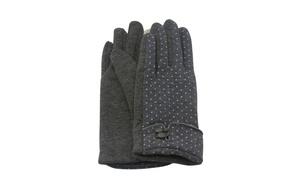 Women's Touchscreen-Compatible Fleece Gloves