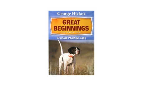 D.T. Systems Great Beginning: The First Year- Pointing Dogs DVD 8b5ecd8f-be88-4240-aa8f-2accbefdc9df