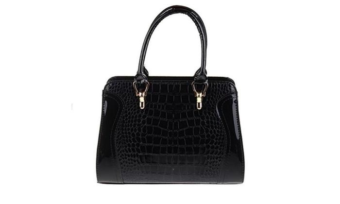 Women's Pattern Bag Crossbody Top Handle Handbags