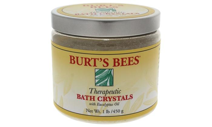 Burt S Bees Therapeutic Bath Crystal Body Wash