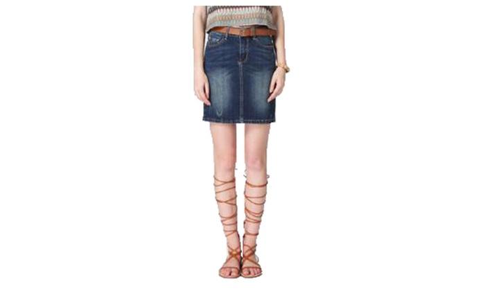 Women's Fashion Less Rear Coverage European Style Shorts