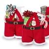 Santa Pants Gift Bags - 3 Pack