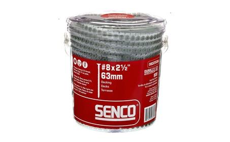 Senco Products 08D250W 8 x 2.5 in. Deck Collated Screw e676a9e5-d4e6-4d6a-8ea9-66c675c60252