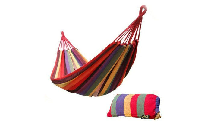 Discreet Stores: 1 Person Portable Picnic Outdoor Camping Bed Sport Hammock