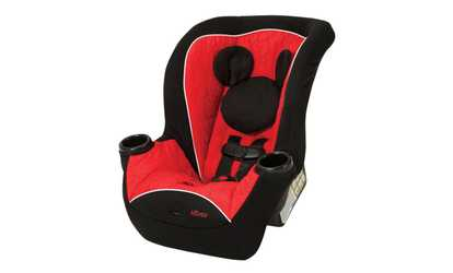 Shop Groupon Disney Mousketeer Mickey Mouse Convertible Baby Car Seat
