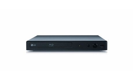 LG Electronics Blu-ray Disc Player with Streaming Services and Built-in Wi-Fi 2a277818-a3f5-47a0-8d1b-c6b22ce71048