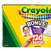 Crayola 52-6920 Original Crayon 120-Color Set
