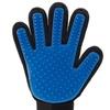 Pet Grooming Glove De-Shedding Brush Glove Dog Cat Massage Gloves