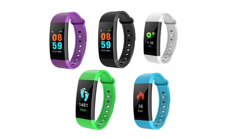 Smart Bracelet Fitness Activity Tracker With Heart Rate Monitor 772815fd-b706-4537-b072-22ba88b9426d