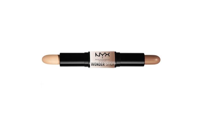 ... NYX Wonder stick highlight & contour stick 6 color