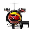 VT Big Band Rock 'n Roll Light Up Drum Set Toy (Colors May Vary)