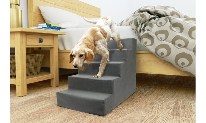 Precious Tails High Density Foam Pet Stairs ...