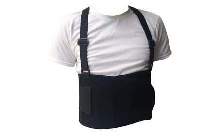 Nuiversal Sport Back Support Belt X-Large 54d08419-e9c6-46a4-b343-21e0f8de9c79