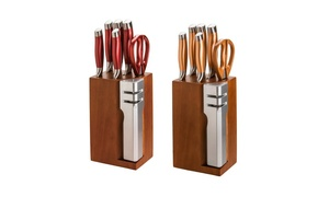 New England Cutlery Stainless Steel Cutlery Set (7-Piece)
