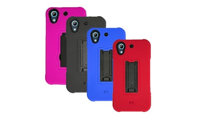 Checkitoutwireless: 4 in 1 HTC Desire 626/Desire 530 Robo Kickstand Case