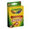 Crayola Crayons 24 Count - 2 packs