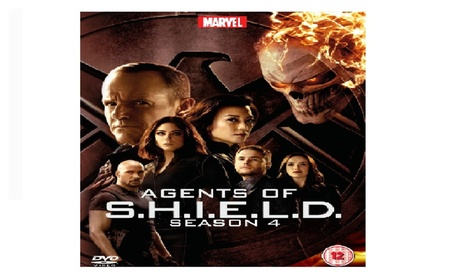 Marvel's Agents Of SHIELD Season 4 Complete Box Set 5 Disc/Dvd New! 5a7dfb7e-5599-4c8b-87fc-93b8a9c72d13