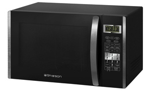 Emerson 1.5 Cu. Ft. Countertop Microwave Oven 1,000 Watt With Convection & Grill